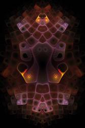 Blocks and Spirals by bluesman219