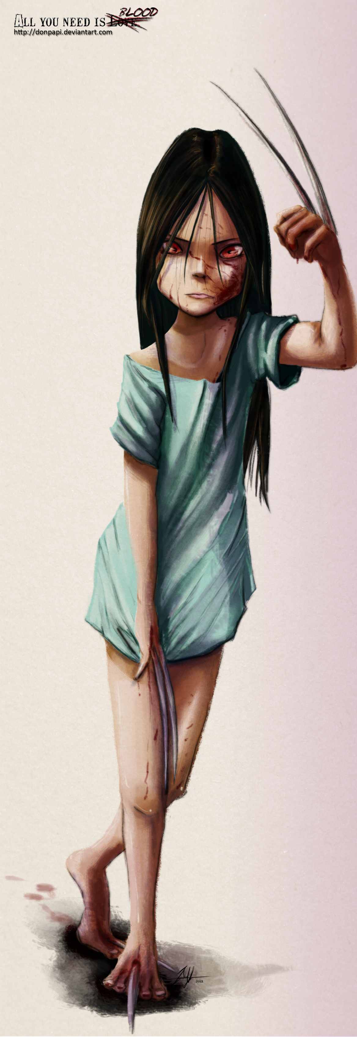 X-23 -All you need is Love-