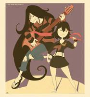 Cartoon v Anime by DonPapi