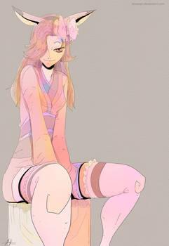 Art Request -Leona-