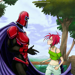 Commision - Will vs Magneto-