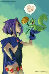 Raven y Chico Bestia