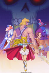 Masters of the Universe -Happy ever After -