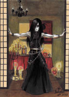 Pimp my Oro No.2 Gothic-Style by Black-Orochimaru