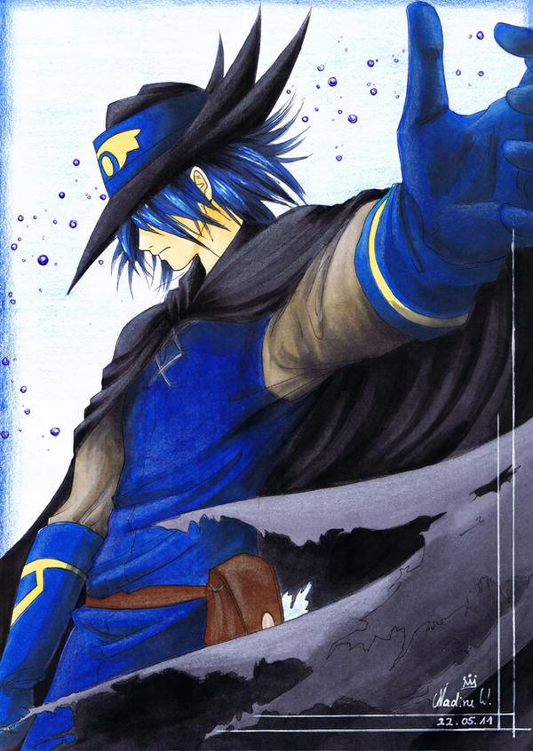 Sir Aaron by Black-Orochimaru
