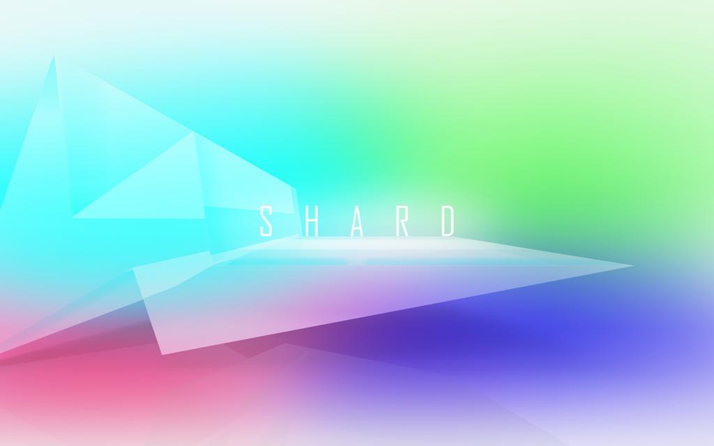 Shard Wallpaper by EmbersAtDawn