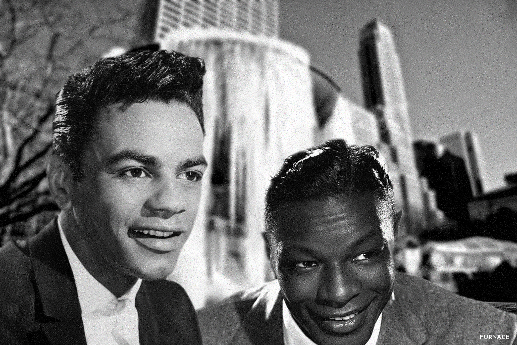 JOHNNY MATHIS AND NAT KING COLE By Rick7777 On DeviantArt