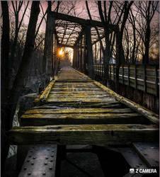 railroad bridge 2 by sjcolwell