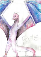 Art Commission: Fate by LianaTheFangirl