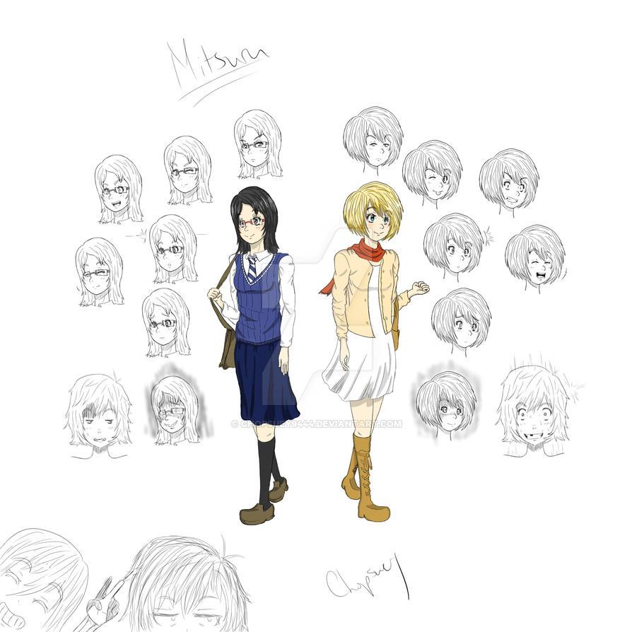 Mitsuru #2 by Chopsuey9444