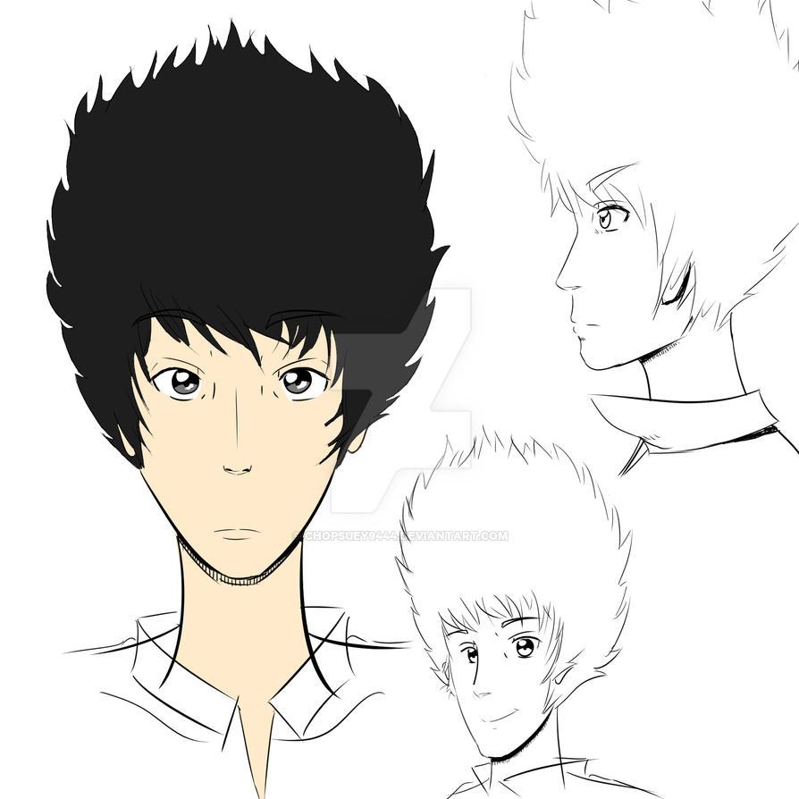 Junichi Updated Concept by Chopsuey9444