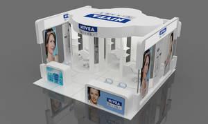 Exhibition Design for Nivea 3