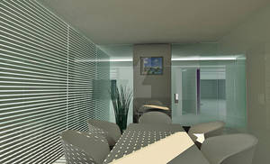 Office Interior - Meeting 2