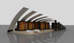 Pierre Cardine Exhibition