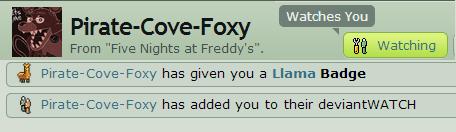 Heyyyy Foxy O~o by Ender-Sammi