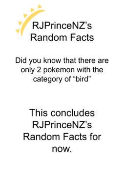 RJPrinceNZ's Random Facts Episode 18
