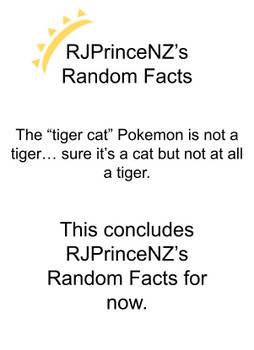 RJPrinceNZ's Random Facts Episode 19