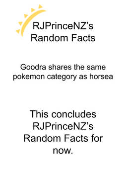 RJPrinceNZ's Random Facts Episode 20
