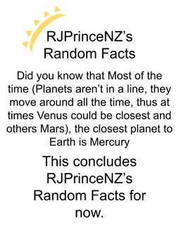 RJPrinceNZ's Random Facts Episode 24