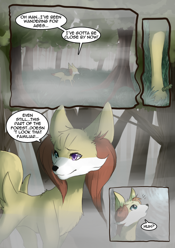 PMDU - Mission 1 - FTJB - Page 1 by StarLynxWish