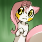 Emote Commission - Amy Bewildered by StarLynxWish