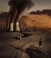 Nuclear Warming by FatherofGod