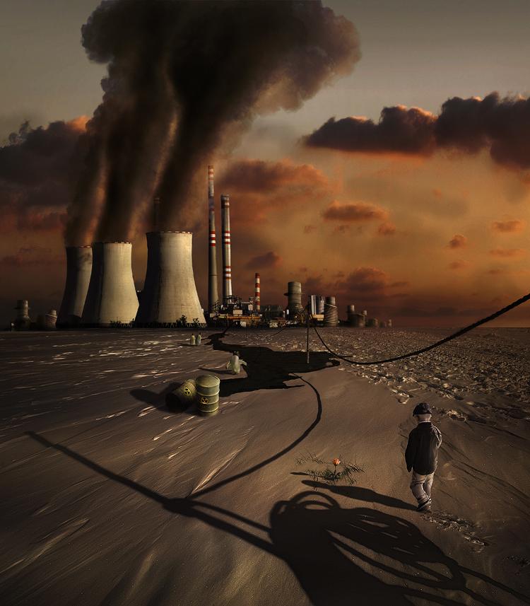 Nuclear Warming