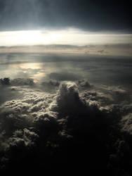 Cloud Volcano by FatherofGod
