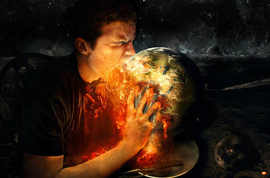 Man Eats World