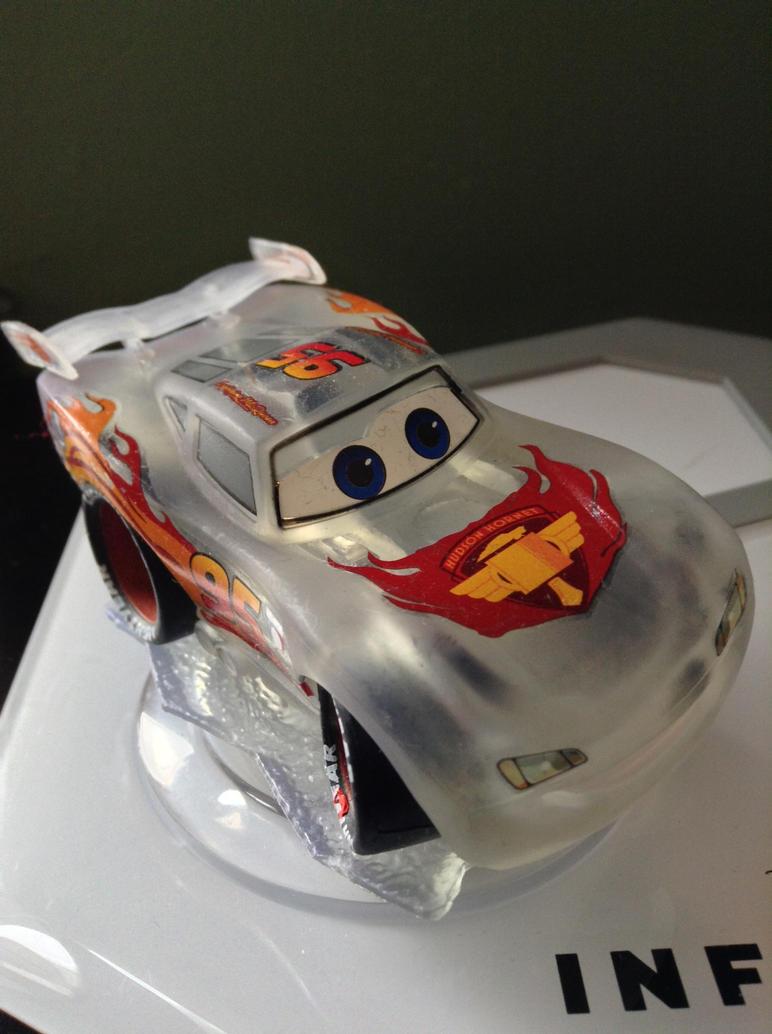 Crystal Lightning McQueen - Disney Infinity by ...