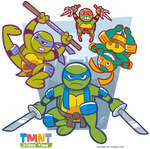 TMNT PIZZA TIME