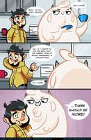 Guest Comic SGARB by Torogoz