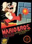 Super Mario Bros by Torogoz