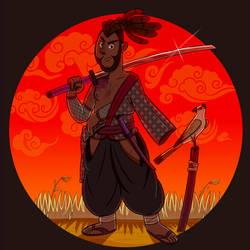Morales Samurai by Torogoz