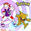 Pokemon ABRA I CHOOSE YOU by Torogoz