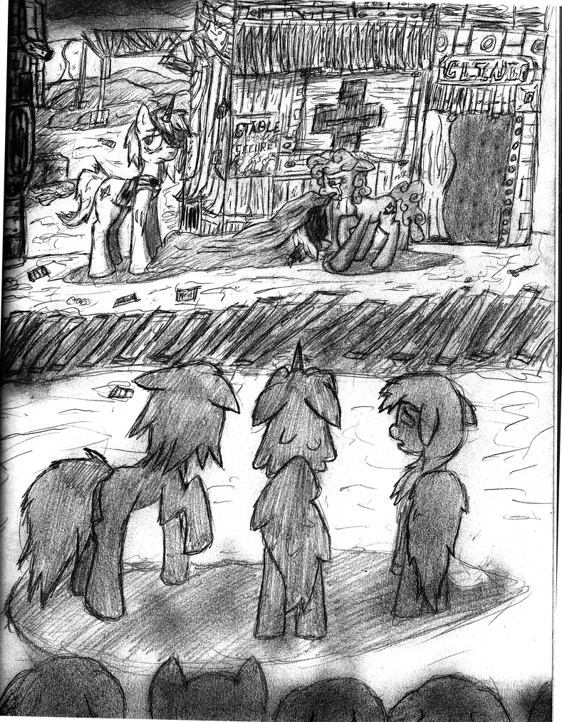 Wasteland Tragedy by Serafin-VD