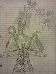 Alien X Osiris by JRocKK