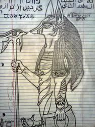 Anubis: Return Of The Black God by JRocKK