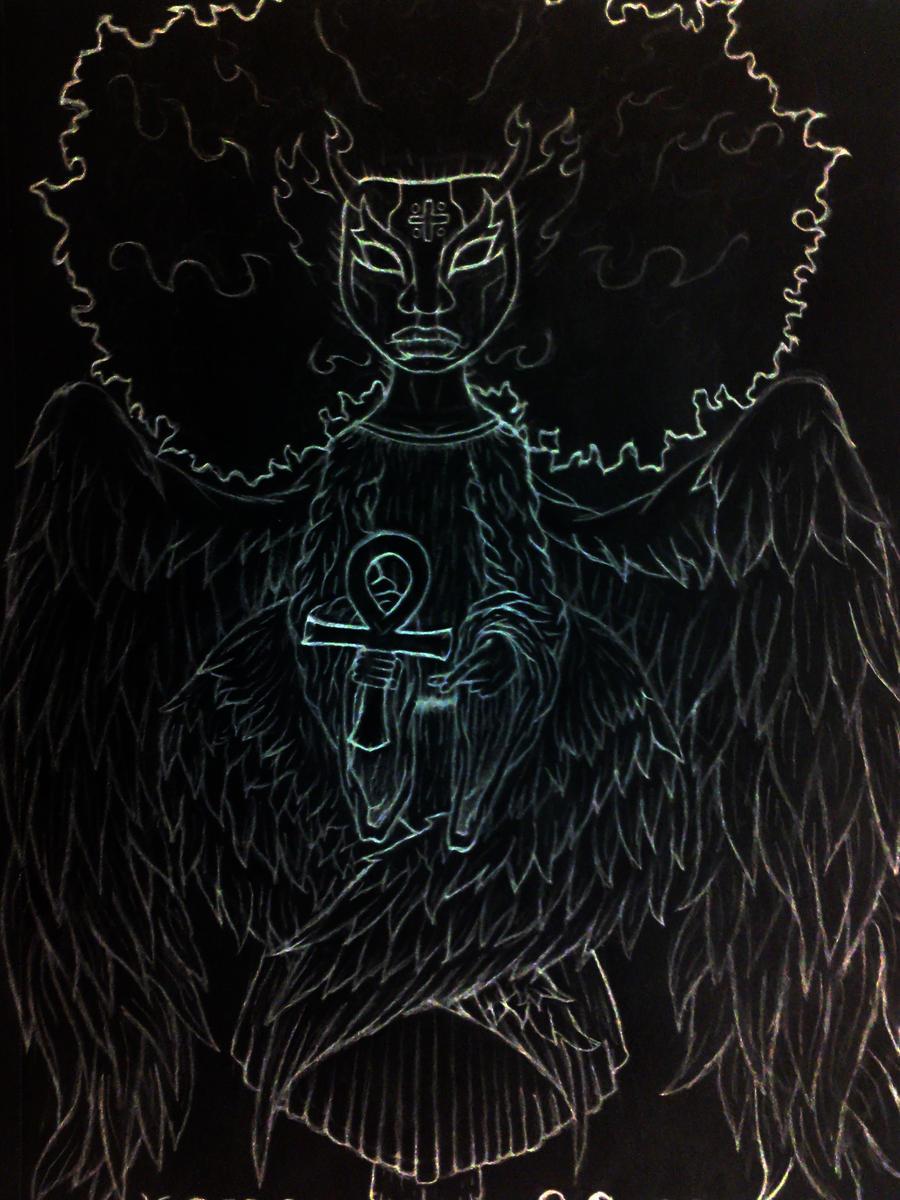 Aknator II (Invocation) by JRocKK