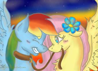 FlutterDash: My special somepet by Flutti