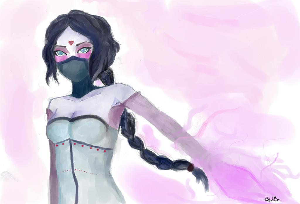 Lanaya - Templar Assassin Dota by ByLiza
