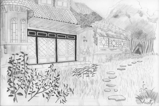 Arrietty's garden
