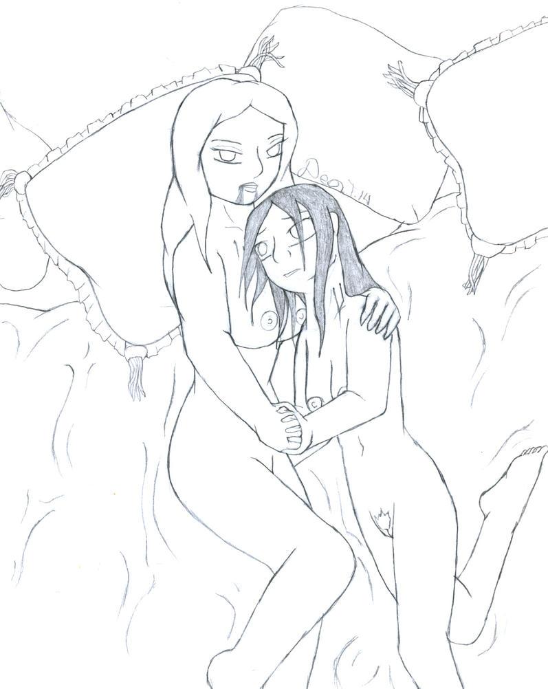 Love bite by ShadowMan-DDT
