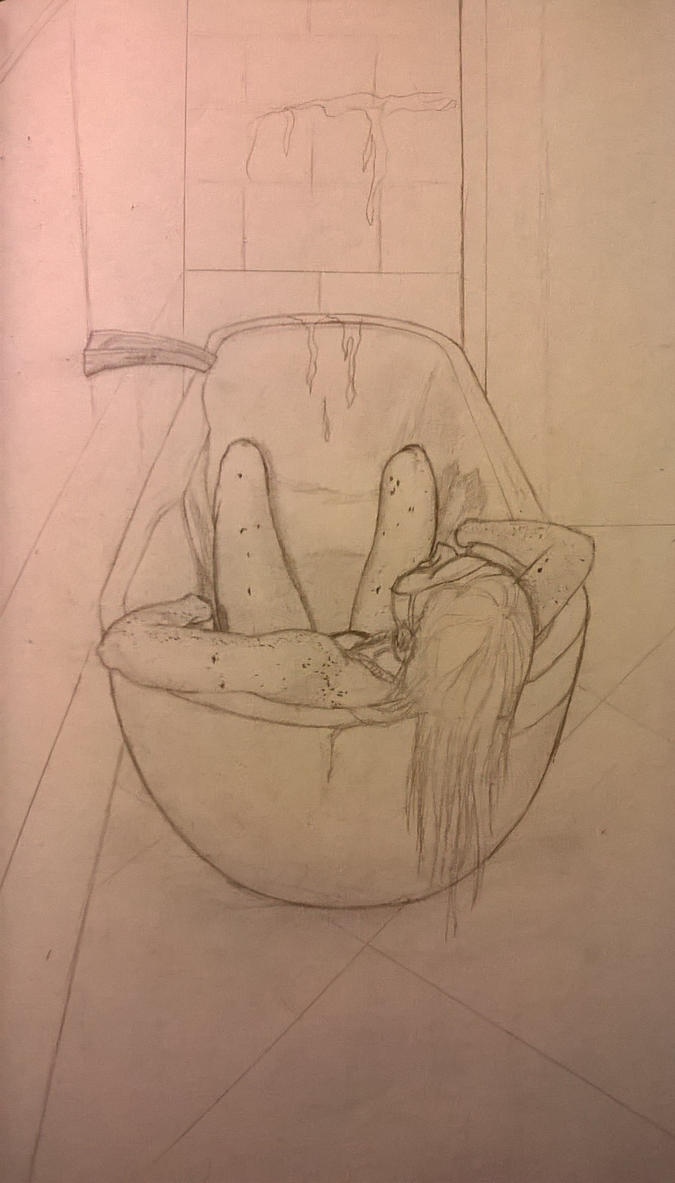 bathtub illusions by keith2c