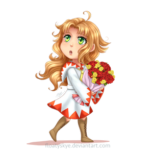 [CM] Lieselotte-Magedusted
