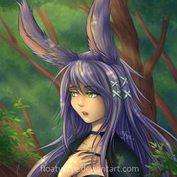 Viera Aure by FloatySkye