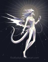 Aurelia: Sin Eater AU by FloatySkye