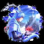 [CM] Tetsuya Kuroneko - WhiteSpiderLily by FloatySkye