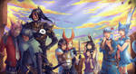 [CM] Omega Raid-Group Commission