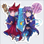 Mage Partners in Crime